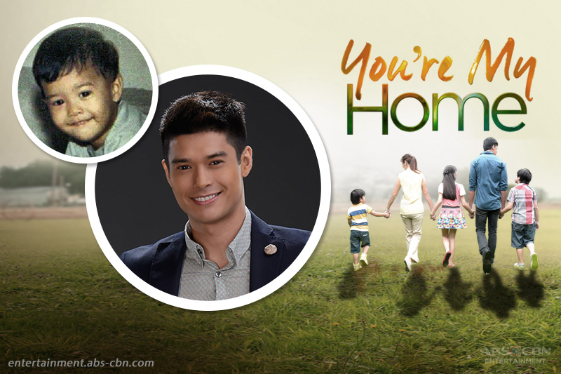 LOOK: Throwback photos of You're My Home stars