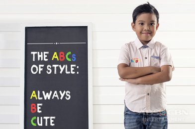 """Dress up kids with Little Hugs Apparel from ABS-CBN's """"You're My Home"""""""